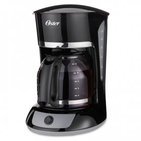 Cafetera OSTER con filtro p/ 12 tazas