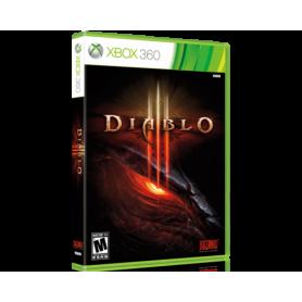 GAME DIABLO III XBOX ORIGINAL