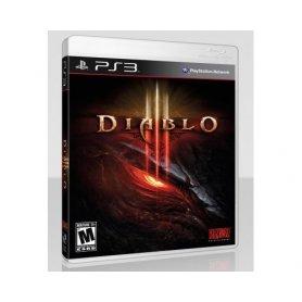 GAME DIABLO III PS3 ORIGINAL