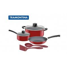 Set batería cocina Antiadherente 5 piezas TRAMONTINA