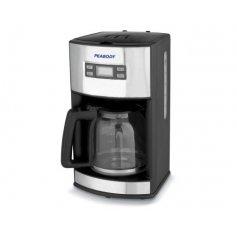 Cafetera eléctrica c/timer PEABODY