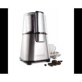 Molinillo de café PEABODY muele granos y semillas