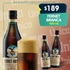 Fernet Branca 450ml