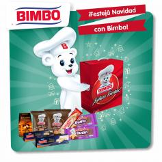 Caja Navidad BIMBO