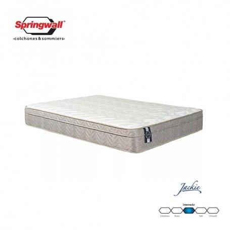 Colchón Springwall Queen size Linea Advance Jackie (200x160x26)
