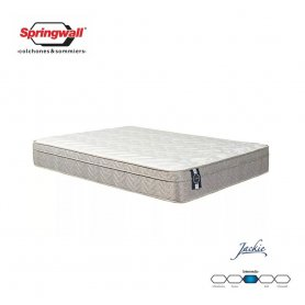 Colchón Springwall 2 plazas Linea Advance Jackie (190x150x26)