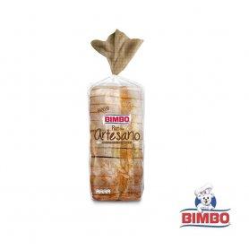 Pan Blanco Artesano 500g