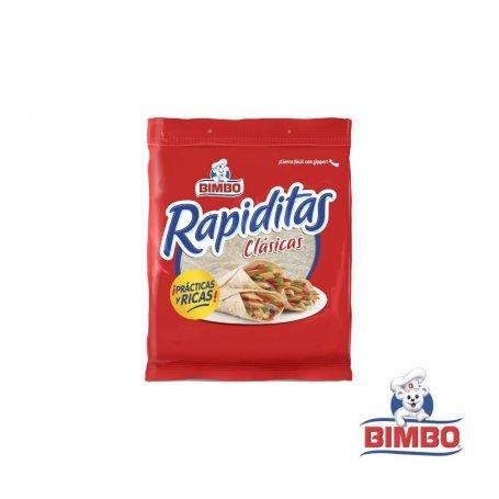 Rapiditas Clásicas 330g Bimbo