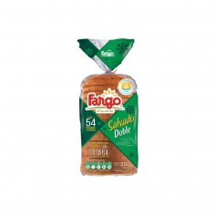 Pan Salvado Doble XL 900g Fargo