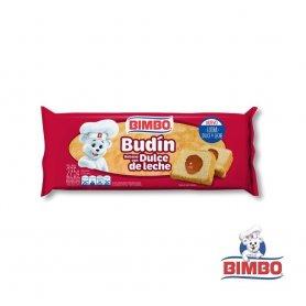 Budín Relleno de dulce de leche 245g Bimbo