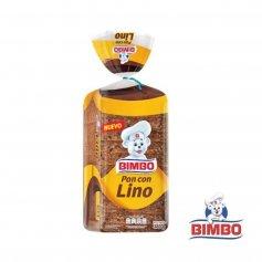 Pan Lino 380g Bimbo