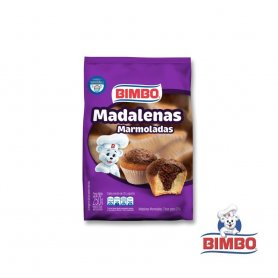 MADALENAS MARMOLADAS 225GR