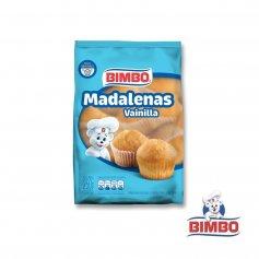 MADALENAS VAINILLA 225GR Bimbo