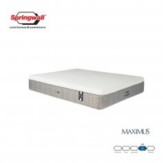 Colchón Springwall Queen Size Linea Exclusive Maximus (200x160x31)