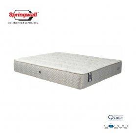 Colchón Springwall King Size Linea Advance Quilt (200x200x29)