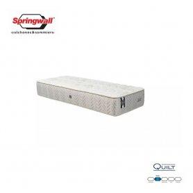 Colchón Springwall 1 plaza Linea Advance Quilt (190x80x29)