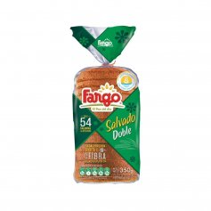 Pan Salvado Doble 350g Fargo