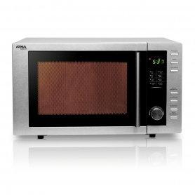 Horno Microondas ATMA c/grill 23L Acero Inox - Md923gn