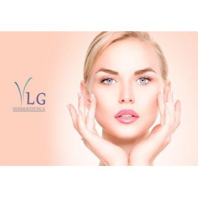 Tratamiento facial: rejuvenecimiento con punta de diamante + iontoforesis efecto toxina botulínica, en LG DERMOESTÉTICA