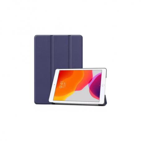 Funda Tipo Smart Cover New iPad 7 Generacion 10.2 2019 Azul