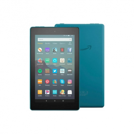 Tablet Amazon Fire Hd 10 32 Gb 2019 Alexa Azul + Cargador