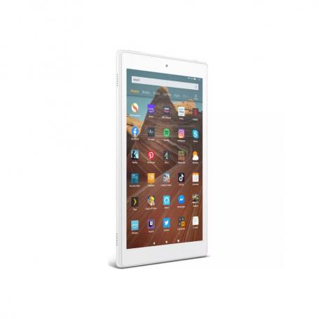 Tablet Amazon Fire Hd 10 32 Gb 2019 Alexa Blanco + Cargador