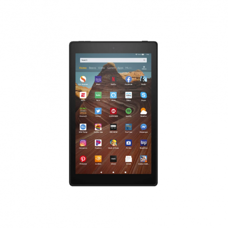 Tablet Amazon Fire Hd 10 32 Gb 2019 Negro Alexa + Cargador