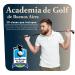 21% OFF en 10 clases de Golf - Todos los niveles - en Academia de Golf de Buenos Aires.