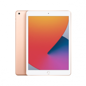 iPad Apple 8 Generación 32 Gb Retina 10.2 A2270 Gold
