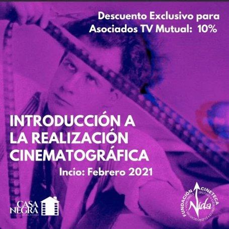 Curso Realizacion Cinematográfica en Cineteca Vida