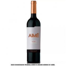 Botella de Vino Aime