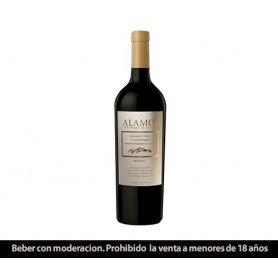 Botella de vino Alamos Malbec bodega Catena Zapata