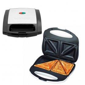 Sandwichera eléctrica antiadherente Winco