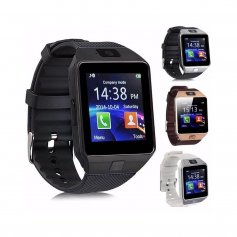Reloj Inteligente Smartwatch Dz09 Android Whatsapp Con Chip