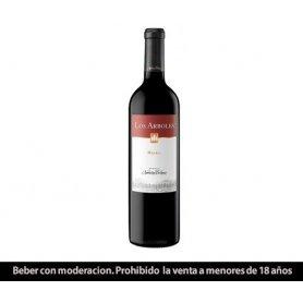 Botella de Vino Arboles
