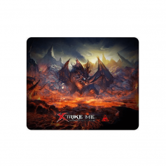Mouse Pad Surface Gamer Xtrike Me Mp-002 Bk 32×27 Cm