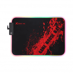 Mouse Pad Gamer Retroiluminable Rgb Xtrike Me Mp-602 Gaming
