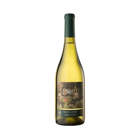 Botella de vino Animal Chardonnay