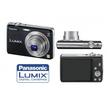 Lumix PANASONIC FH8 16 MP HD 24mm Gran angular LEICA