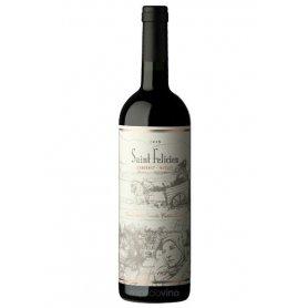 Botella de vino Saint Felicien Cabernet Merlot bodega Catena Zapatala