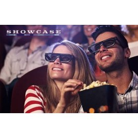 Cines Showcase: Entrada sala 3D.