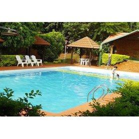 Pirayu Hotel y Resort Iguazú, 3 noches para 2, 3, 4 ó 5 personas con desayuno buffet