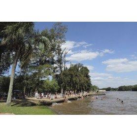 Día en el Delta del Tigre, acceso a Club Náutico + Navegación